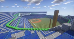 Marlins Park for Windows 10 Edition Minecraft Project