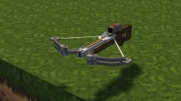 Custom Crossbow Model Minecraft