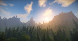 512x512 RPG styled Landscape [Download] Minecraft Map & Project