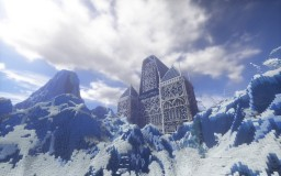 Ice Fortress Minecraft Map & Project