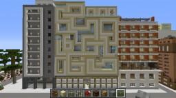 Portaluppi house Minecraft Map & Project