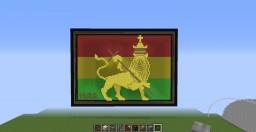 ethiopian lion Minecraft Map & Project