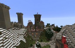 kingdoms of todepass Minecraft Project