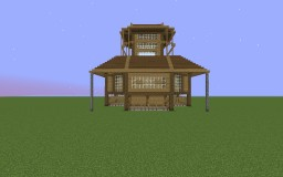 Beautiful House Minecraft