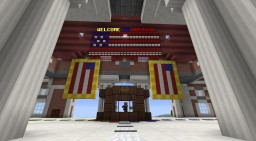 COME TO AMERICA Minecraft Server