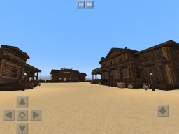 Armadillo (Red Dead Redemption) Minecraft Map & Project