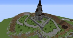BloxPvp Maps and project Minecraft Project