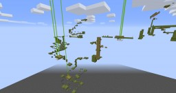 Infinity parkour Minecraft Project