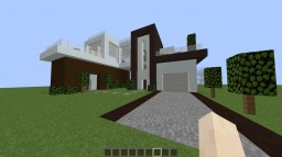 Minecraft Modern House Minecraft Map & Project