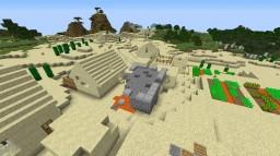 spy chicken chalange Minecraft Map & Project
