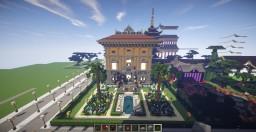 villa toscana Minecraft Map & Project