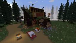 Minecraft Mystery Shack Minecraft Project