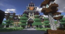 Hyperia [Magic] [Quests] [Arenas] [Story] Minecraft Server