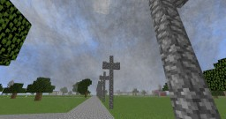 Minecraft Storm chasing map 1.10.2 (W.I.P) Minecraft