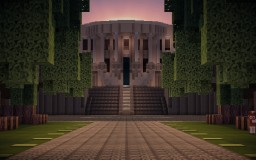 The Minaj Manor | DivergentMC (DOWNLOAD COMING SOON) Minecraft Project