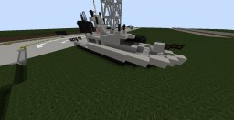 Mark 6 Spec Ops Vessel Minecraft Project