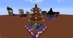 SpringBonnet Pagoda Minecraft Project