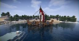 Viking Boat | (Download) Minecraft