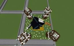 Ender dragon plot-build Minecraft Map & Project