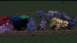 Useful Cows[Much more Cows] Mod Minecraft Mod