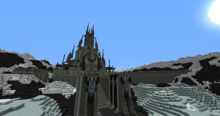 Výsledok vyhľadávania obrázkov pre dopyt icecrown citadel minecraft
