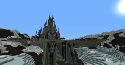 World of Warcraft: Icecrown Minecraft Map & Project