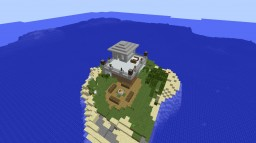 House On a island Minecraft Project
