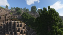 Ipsis Valley Minecraft Map & Project