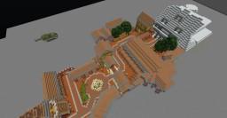 OverWatch Map Dorado Minecraft Project