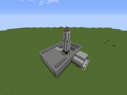Free fall tower Minecraft Project