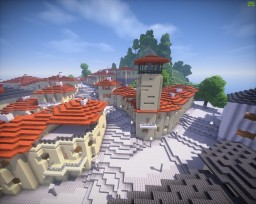"""""""CubeLife"""" / Itally Village [1.7.10] FINISHED Minecraft Project"""