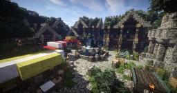Kingdom of Galekin - Lakeshire Minecraft Project