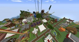 The Coast: Survival 3.0 Town - Plains Village 2.0 Minecraft Project