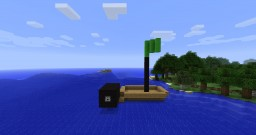 Best Ship 1.3.2 Minecraft Project