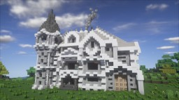 Architecturally Mixed House Minecraft Map & Project