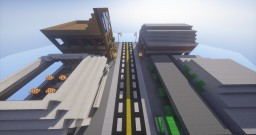 Onyx City Minecraft Map & Project