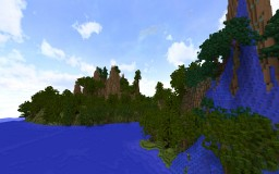 Lost In The Middle Of Nowhere Minecraft Map & Project