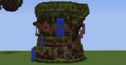 DirtHouse Minecraft Project