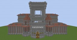 Fairytail Guild Hall Minecraft Map & Project
