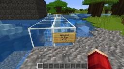 UnderGround Water Base! Minecraft Project