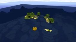 Survival Island (Small Version) Minecraft Project