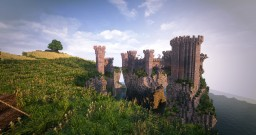 Medival Castle #Conquest Reforged (Download) Minecraft
