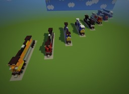 C44-9W pack Minecraft Map & Project