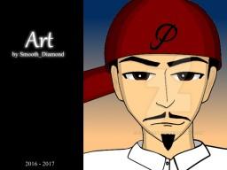 Smooth_Diamond's Art Minecraft Blog Post