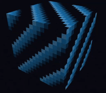 If PlanetMinecraft could upload gifs, this would be very mesmerizing right now. Trust me.