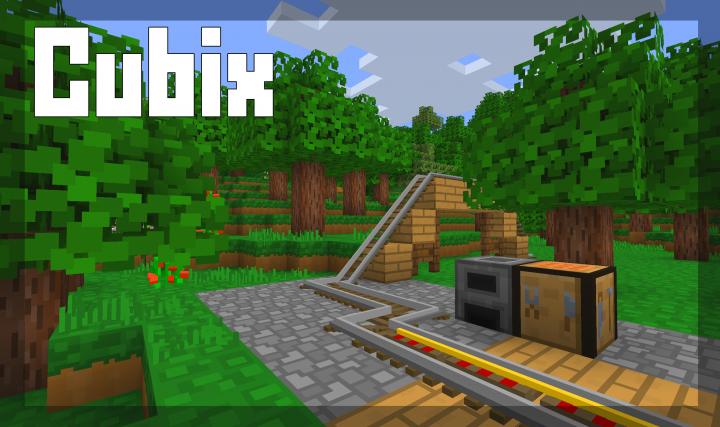 Cubix Building Blocks