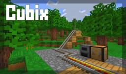 Cubix Minecraft Texture Pack