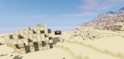 Excavation Minecraft Map & Project