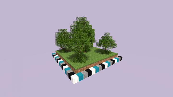 Some examples of the most common trees used in my project.
