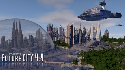 Future CITY 4.4 Minecraft Map & Project